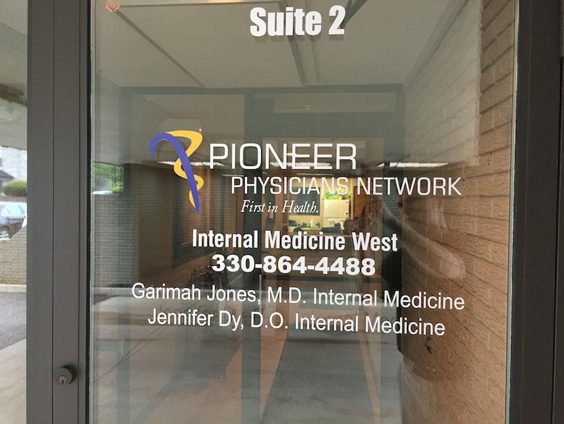 Internal Medicine West – Pioneer Physicians Network Primary