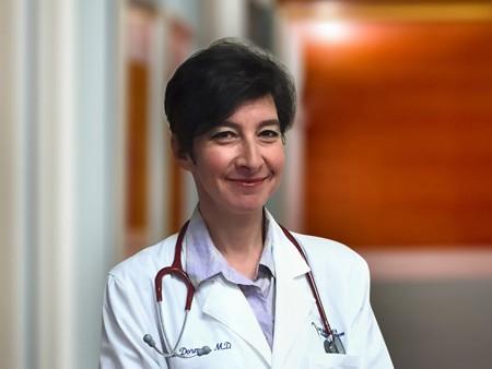 REGINA DORMAN, M.D.