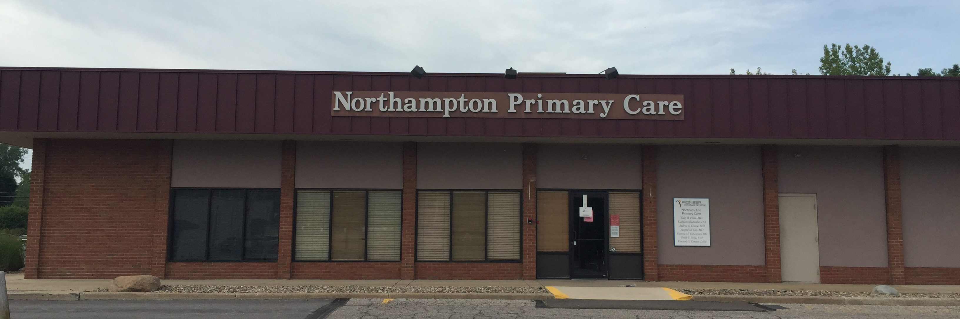 Northampton Primary Care – Pioneer Physicians Network