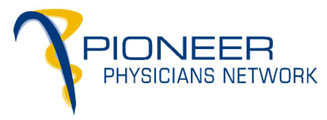 Pioneer Physicians Network Primary Care, Akron Canton Ohio Logo